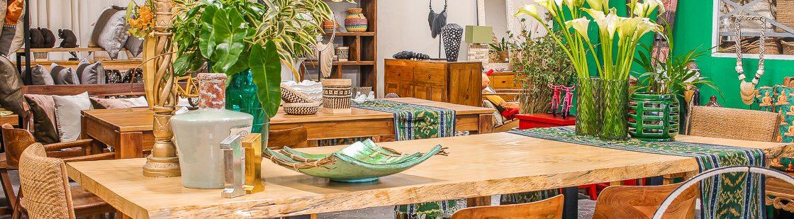 Showroom O Galpão - Móveis e Objetos de Decoração